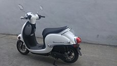 2016 Honda Metropolitan for sale 200340024