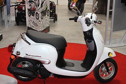 2016 Honda Metropolitan for sale 200340425