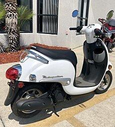 2016 Honda Metropolitan for sale 200630006