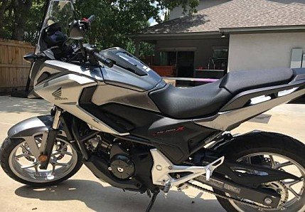 2016 Honda NC700X DCT ABS for sale 200490387