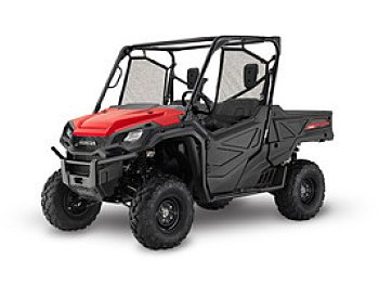 2016 Honda Pioneer 1000 EPS for sale 200340461