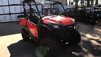 2016 Honda Pioneer 1000 EPS for sale 200375879