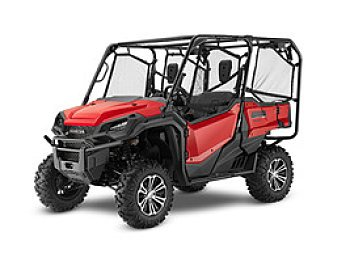 2016 Honda Pioneer 1000 Deluxe for sale 200406478