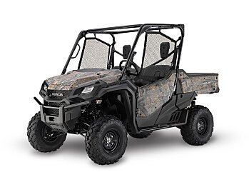 2016 Honda Pioneer 1000 for sale 200435739