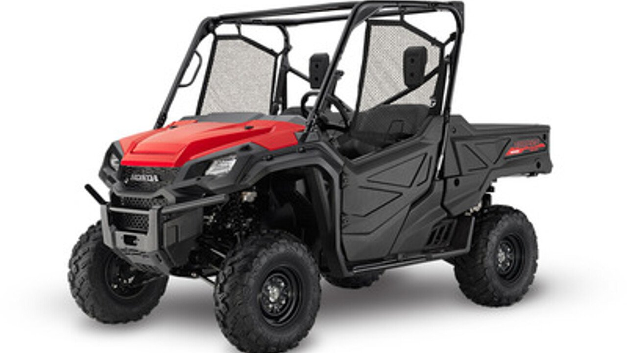 2016 Honda Pioneer 1000 for sale 200487930