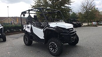2016 Honda Pioneer 1000 Deluxe for sale 200497252