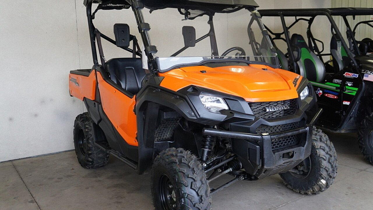 2016 Honda Pioneer 1000 EPS for sale 200525895