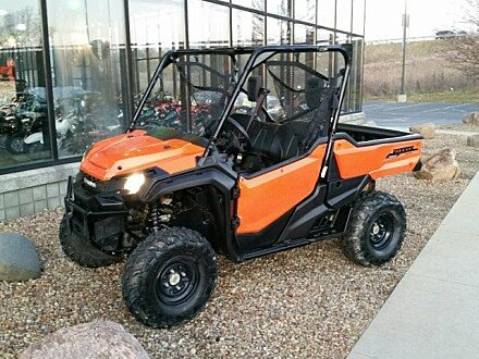 2016 Honda Pioneer 1000 EPS for sale 200489827