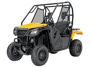 2016 Honda Pioneer 500 for sale 200435804