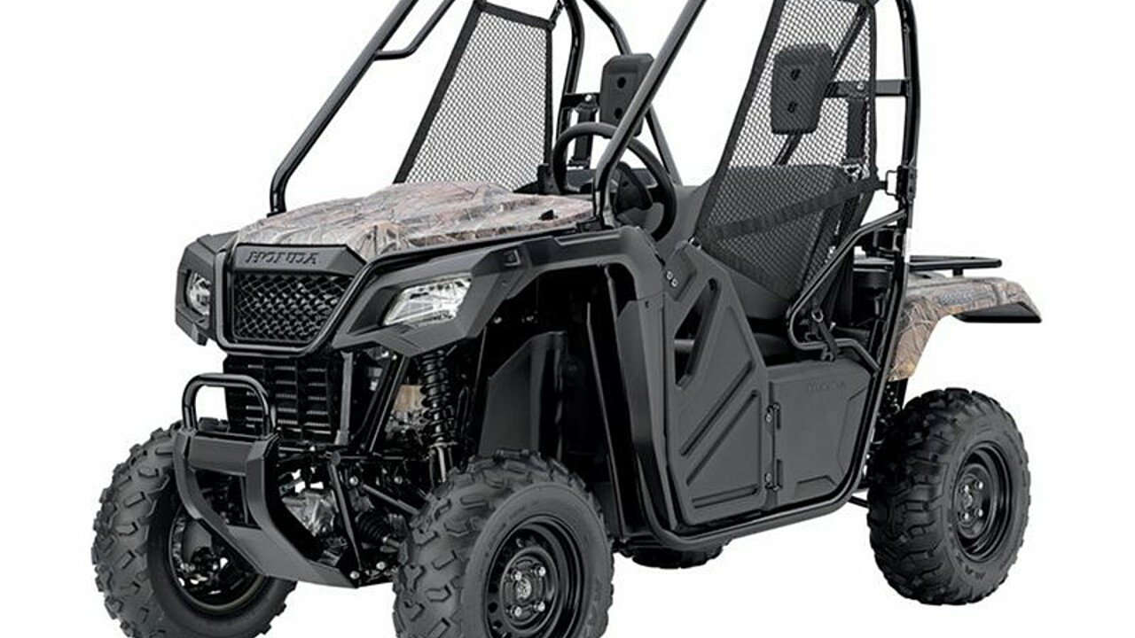 2016 Honda Pioneer 500 for sale 200435898