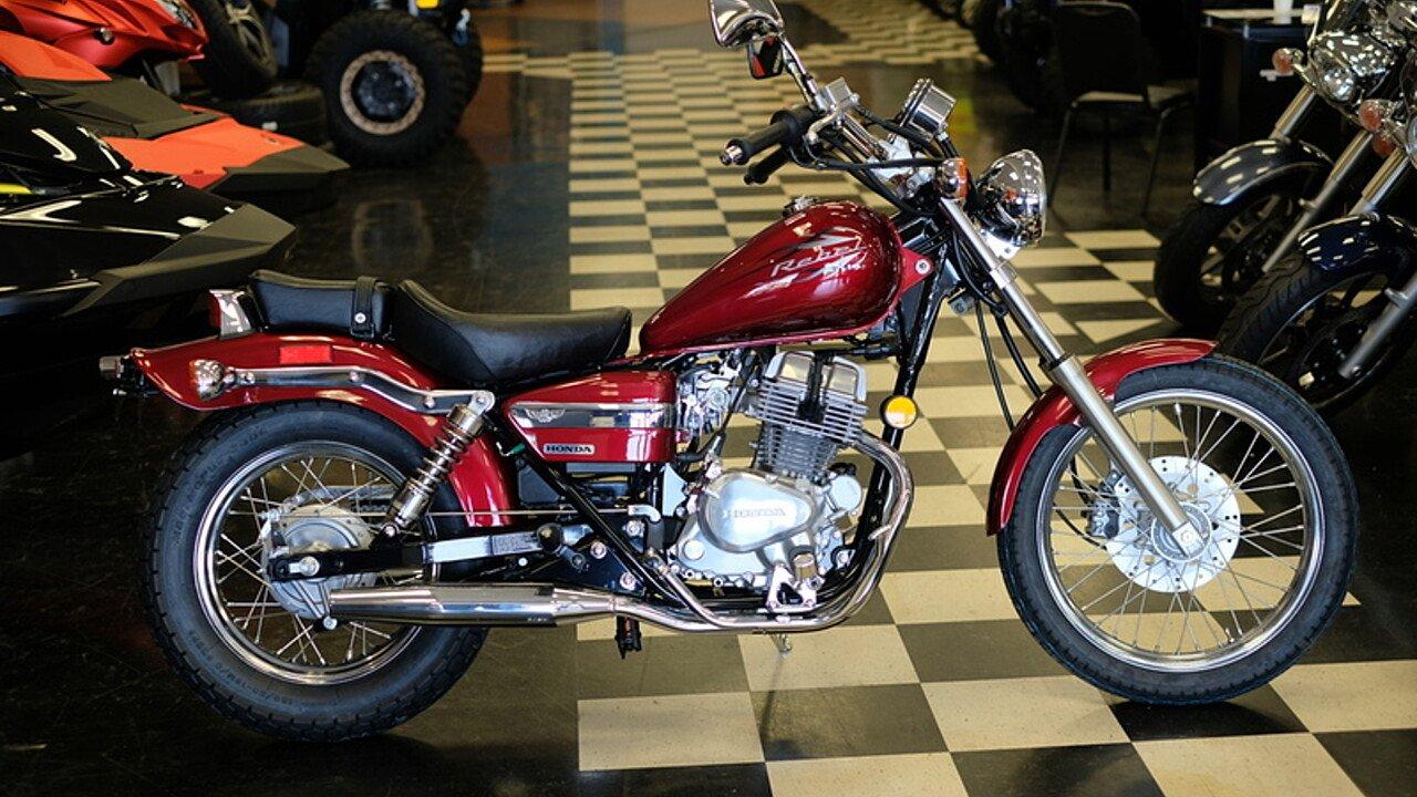 2016 honda rebel 250 for sale near huntsville alabama 35803 motorcycles on autotrader. Black Bedroom Furniture Sets. Home Design Ideas