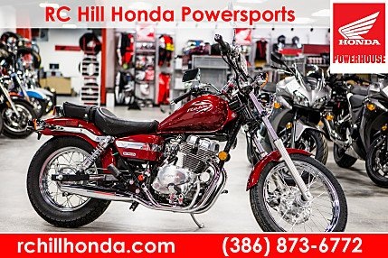 2016 Honda Rebel 250 for sale 200536568