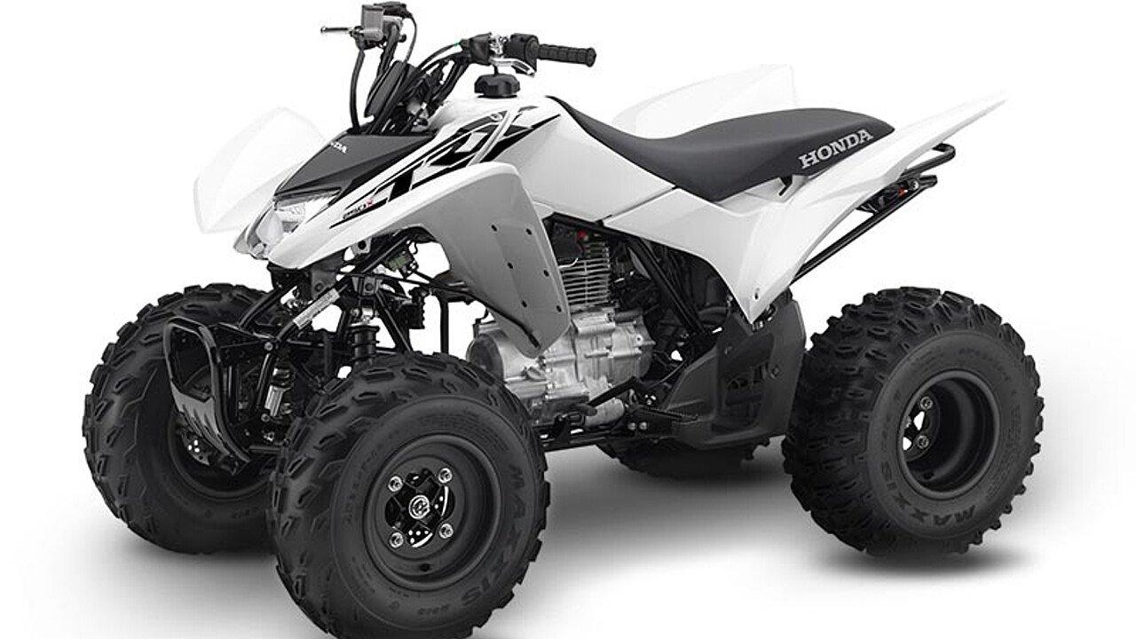 2016 Honda TRX250X for sale 200435860