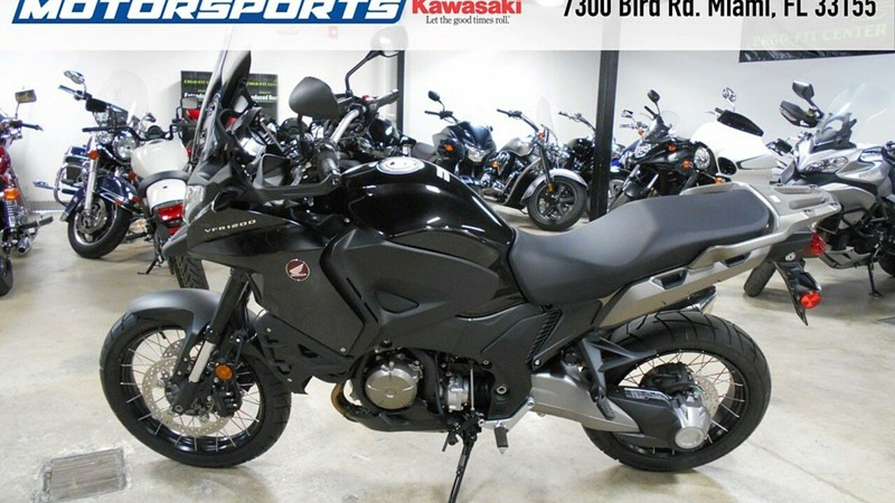 2016 Honda VFR1200X for sale 200349227