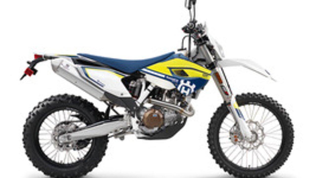 2016 Husqvarna FE501 for sale 200488528