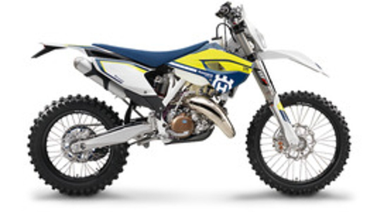 2016 Husqvarna TE125 for sale 200449417