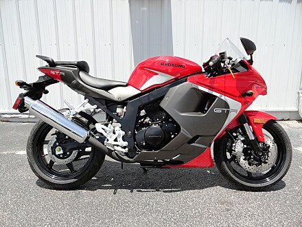 2016 Hyosung GT250R for sale 200610352