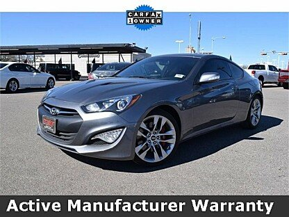 2016 Hyundai Genesis Coupe for sale 100853785