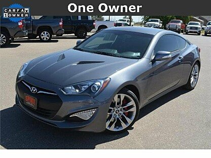 2016 Hyundai Genesis Coupe for sale 100871460
