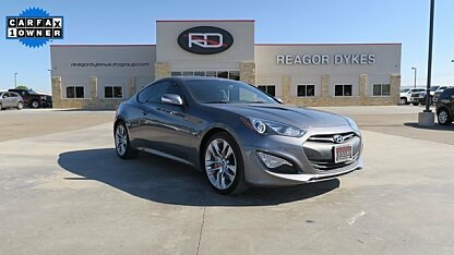 2016 Hyundai Genesis Coupe for sale 100887473