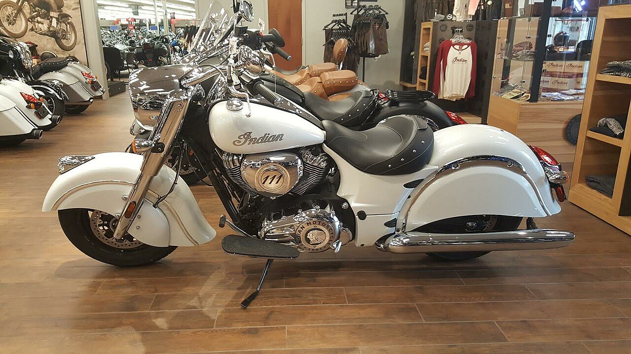 2016 Indian Chief for sale 200439604