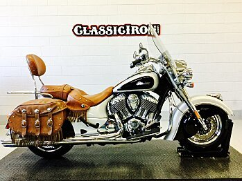 2016 Indian Chief for sale 200558890