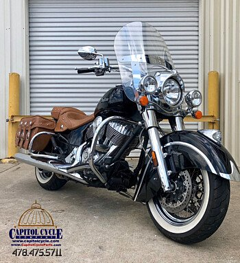 2016 Indian Chief for sale 200580448