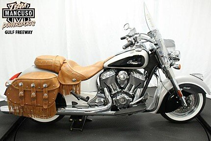 2016 Indian Chief for sale 200436380