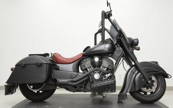 2016 Indian Chief Dark Horse for sale 200517978