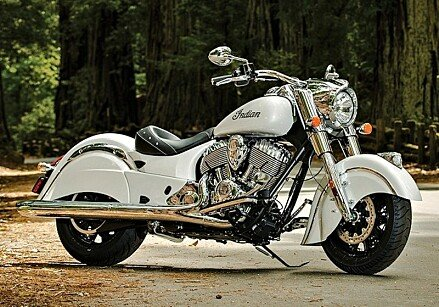 2016 Indian Chief for sale 200538993