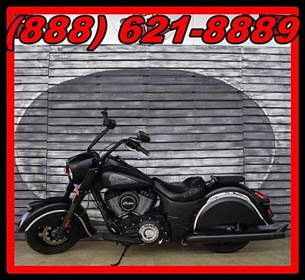 2016 Indian Chief Dark Horse for sale 200569922