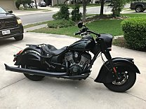 2016 Indian Chief Dark Horse for sale 200575539
