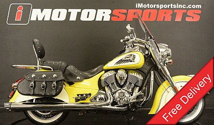 2016 Indian Chief for sale 200580786