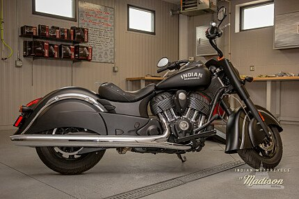 2016 Indian Chief Dark Horse for sale 200597920