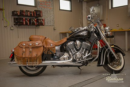 2016 Indian Chief for sale 200597940