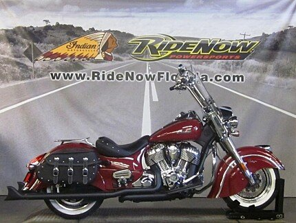 2016 Indian Chief for sale 200610249