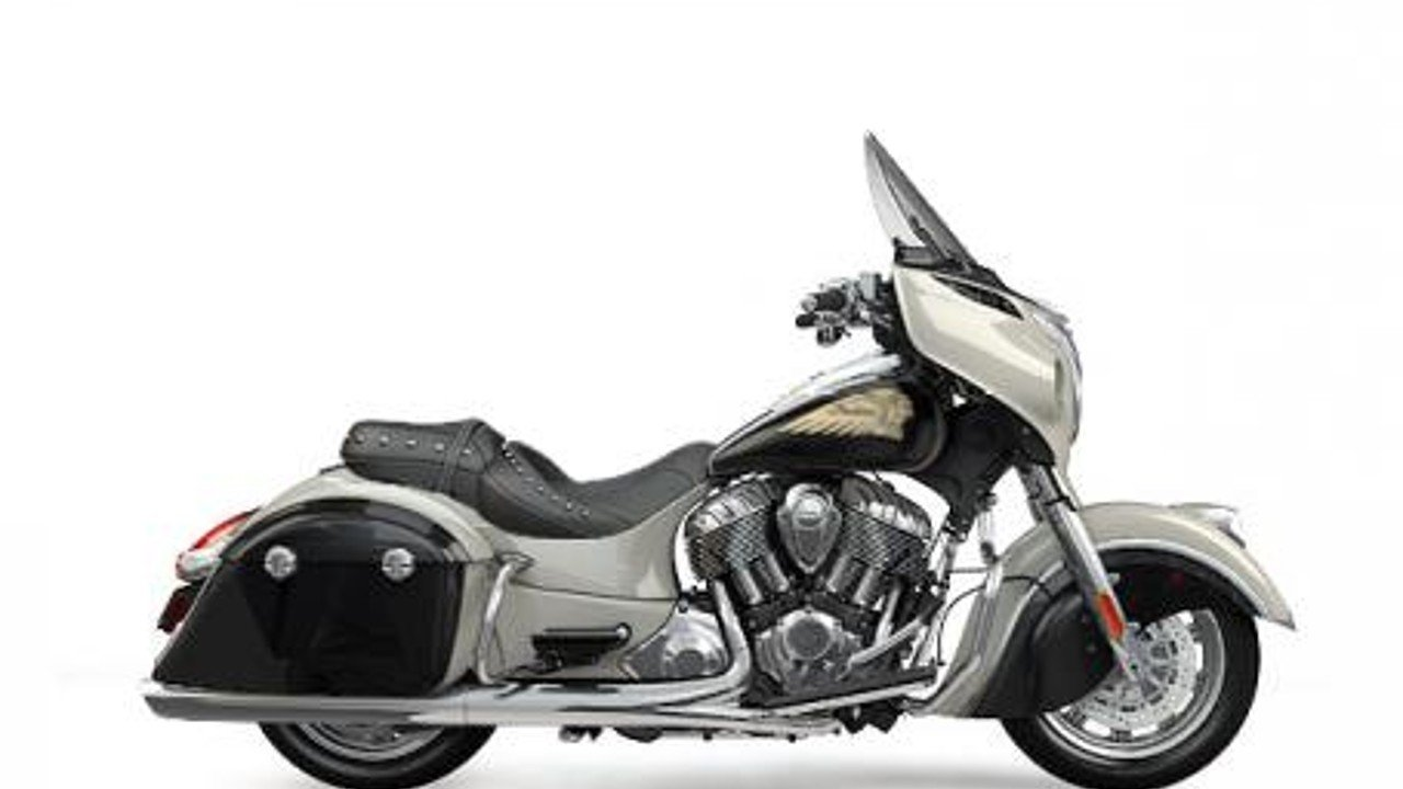 2016 Indian Chieftain for sale 200335029
