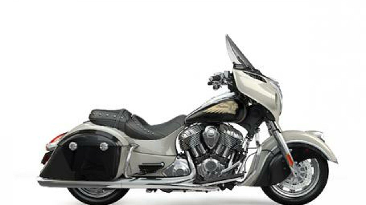 2016 Indian Chieftain for sale 200335092