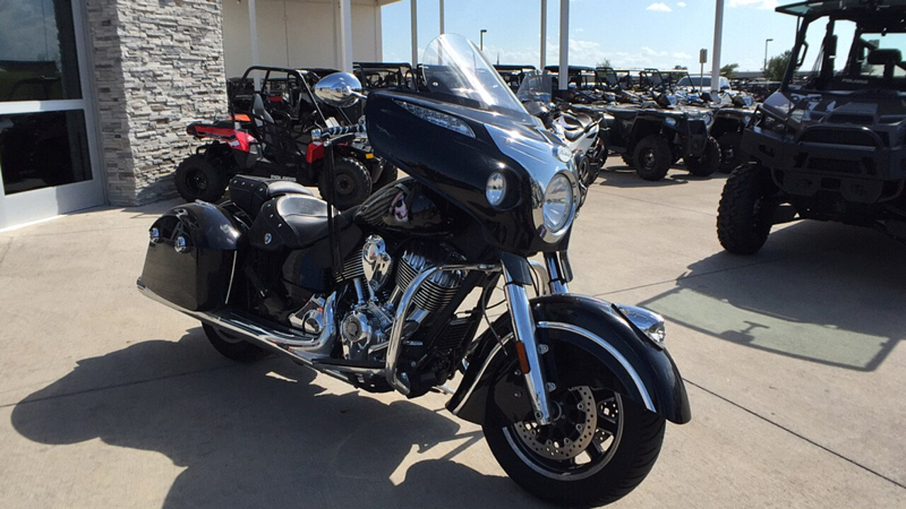 2016 Indian Chieftain for sale 200480977