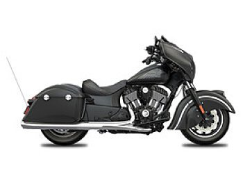2016 Indian Chieftain for sale 200501599