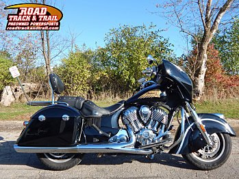 2016 Indian Chieftain for sale 200505090