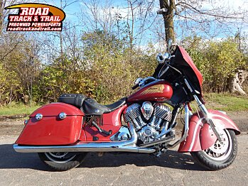 2016 Indian Chieftain for sale 200508024