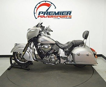 2016 Indian Chieftain for sale 200549095