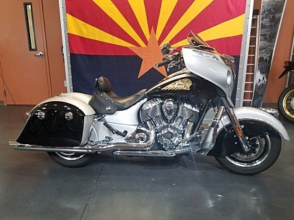 2016 Indian Chieftain for sale 200597877