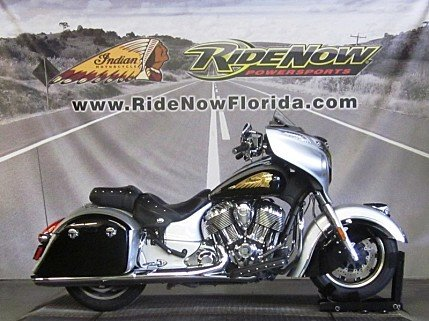 2016 Indian Chieftain for sale 200617434