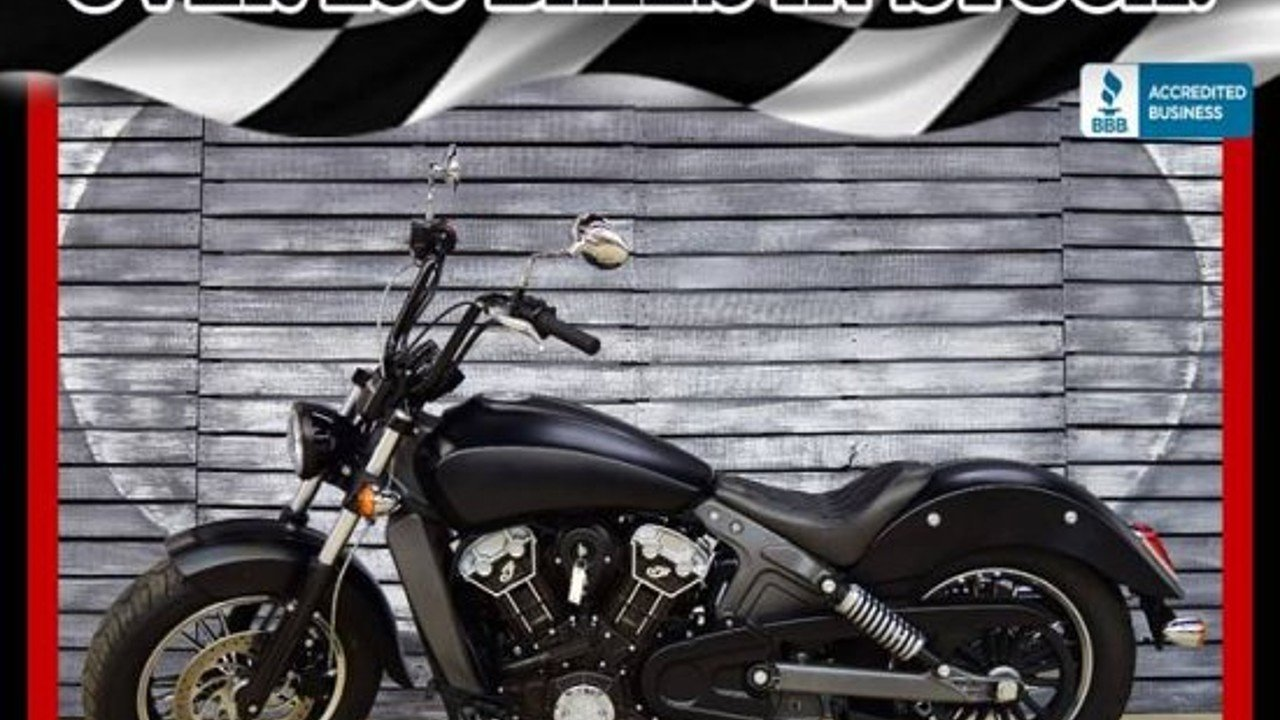 2016 Indian Scout for sale 200449577