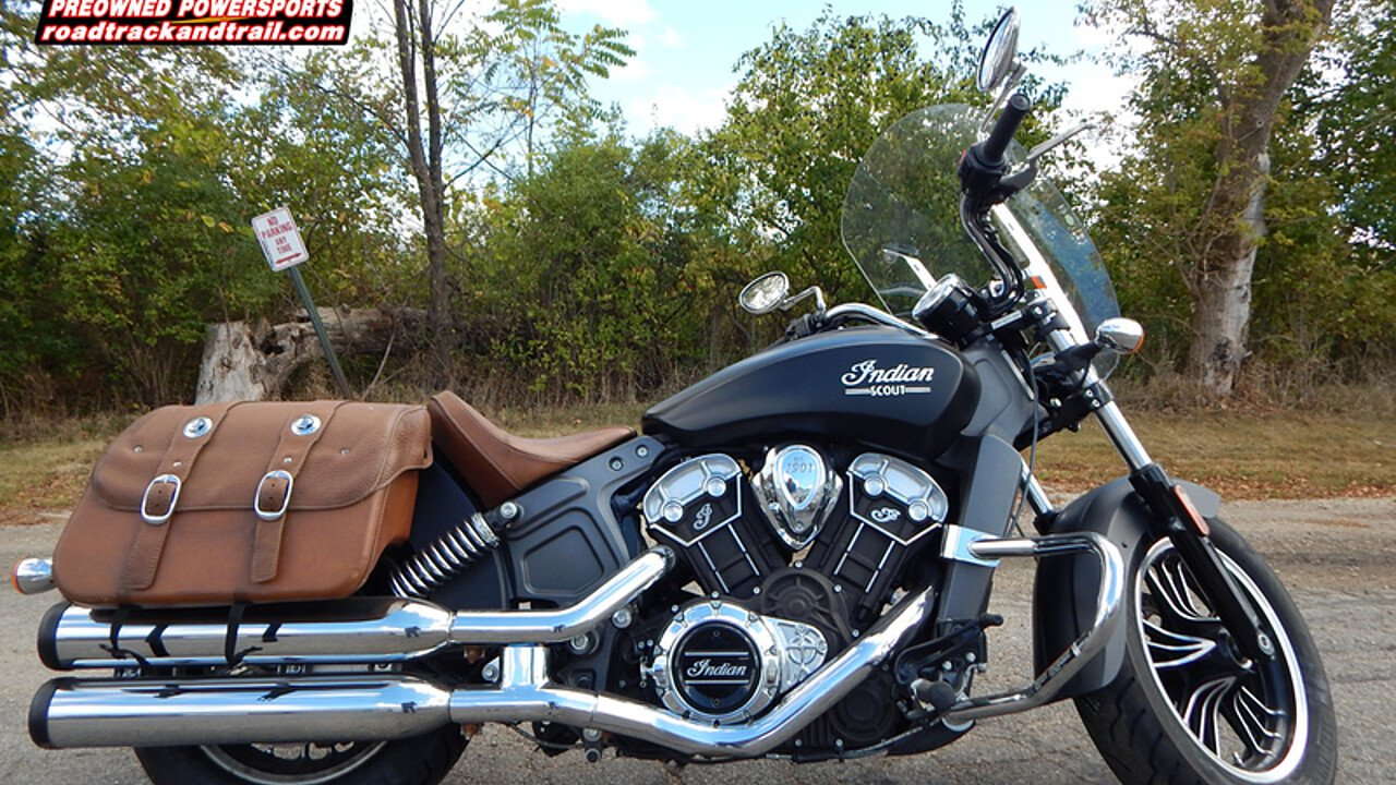 2016 Indian Scout for sale 200497405