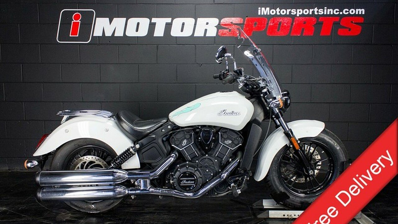 2016 Indian Scout Sixty for sale 200547905