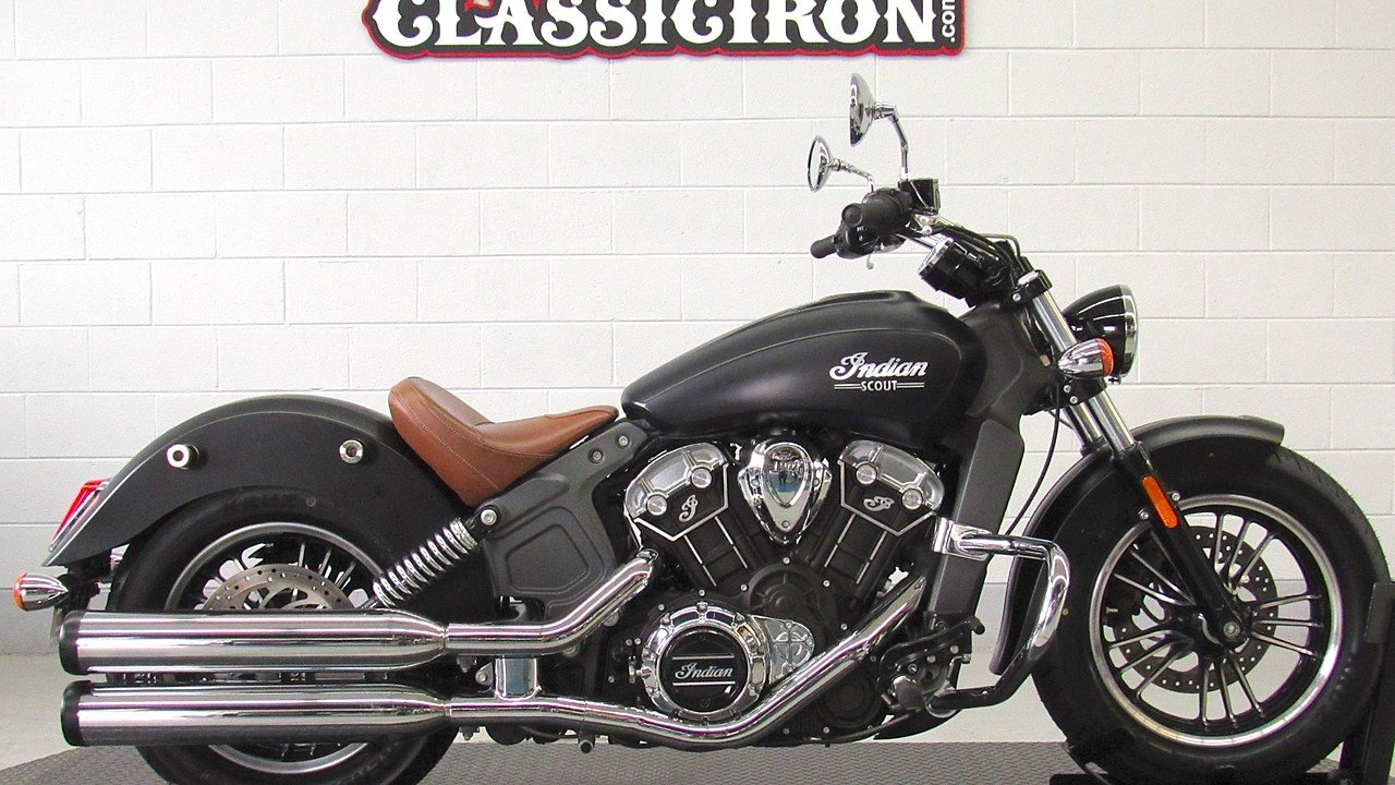 2016 Indian Scout for sale 200585047