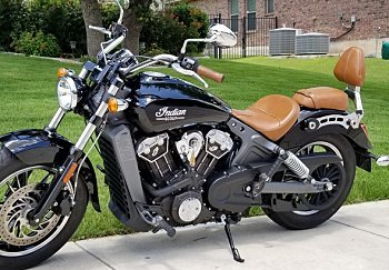 2016 Indian Scout for sale 200605687